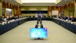 Συνάντηση Καμμένου με την επιτροπή αμυντικής συνεργασίας Ελλάδας και