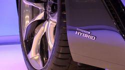 L'hybride et l'électrique, stars du salon Auto-Expo