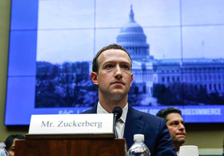 Facebook CEO Mark Zuckerberg has been called before Congress to discuss what his company didn't do to protect its users.