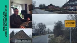 Ein kleines Dorf in Nordfriesland zeigt, wie der Breitband-Ausbau gelingen kann