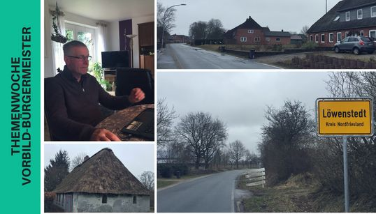 Ein kleines Dorf in Nordfriesland zeigt, wie der Breitband-Ausbau gelingen