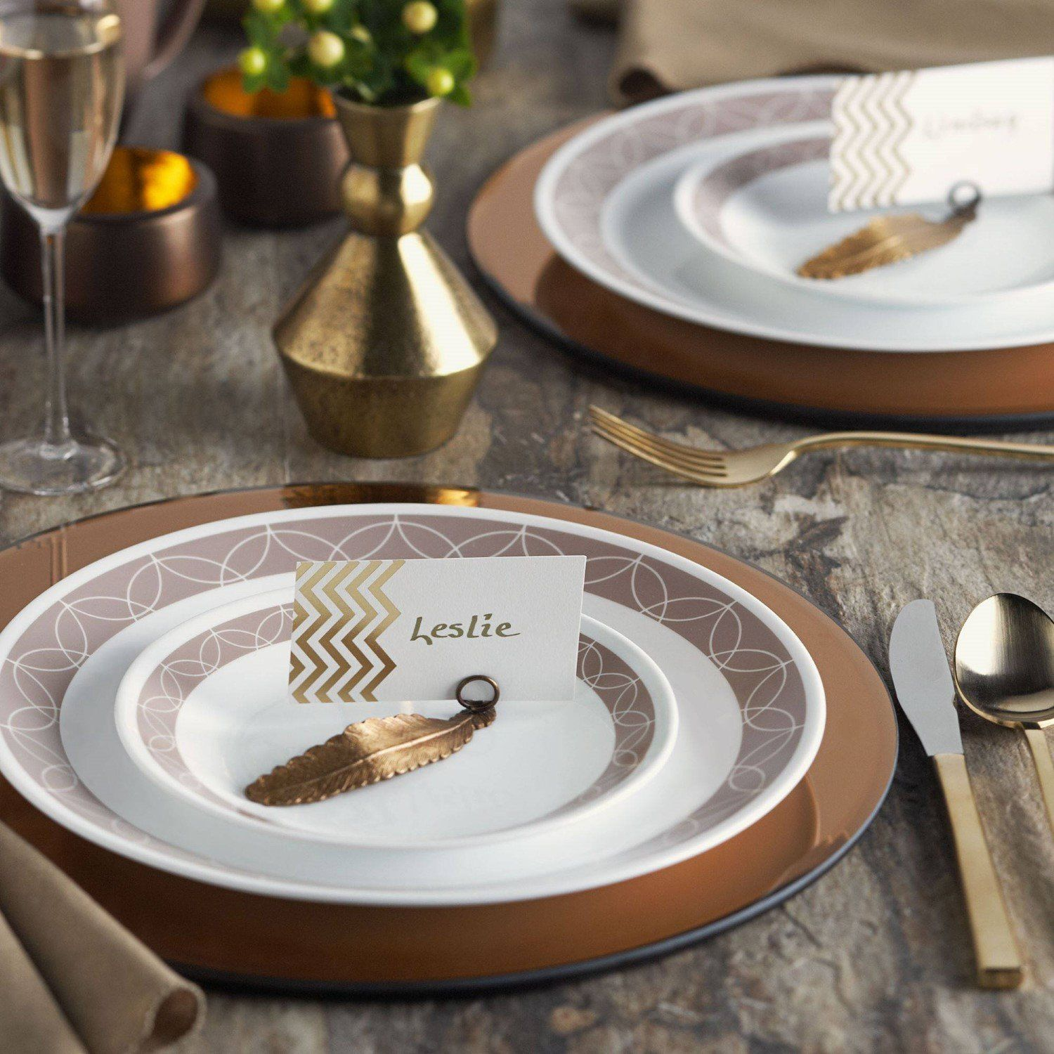 This Livingware set by Corelle\u0026nbsp;is break-and chip-resistant for carefree durability & 8 Durable Dinnerware Sets That Won\u0027t Break | HuffPost