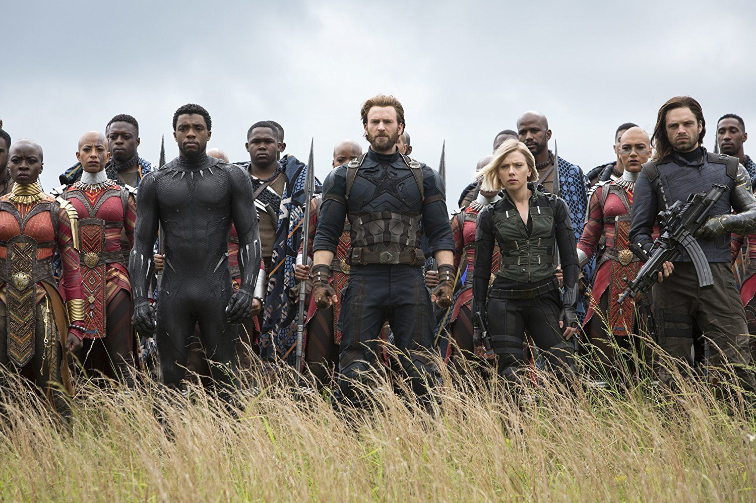 'Avengers: Infinity War' Preview Brings In A Marvel Record