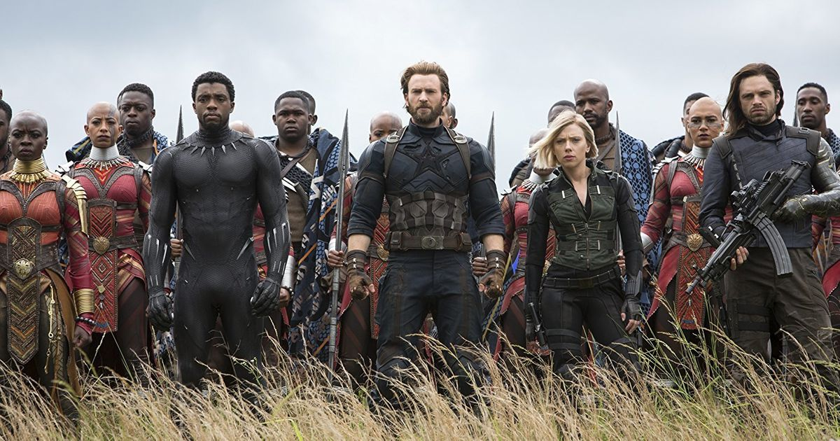 'Infinity War' Is Selling Faster Than The Last 7 Marvel Movies Combined