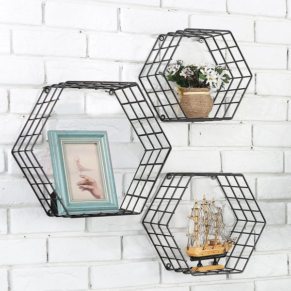 "For minimalist storage with big design, these wire shelves will get the job done. Get them <a href=""https://www.amazon.com/dp"