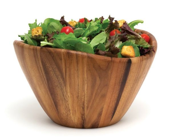 "This oversized serving bowl is perfect for the host who loves to serve fruits and salads. Get it <a href=""https://www.amazon."