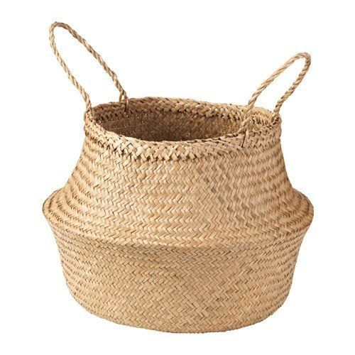 "Perfect for shoes, laundry, linens, and even potted plants. Get it <a href=""https://www.amazon.com/Natural-Seagrass-Basket-St"