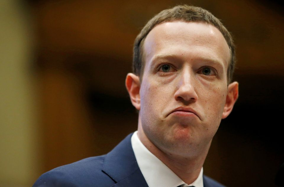 """""""We do not allow hate groups on Facebook, overall,"""" according to Facebook CEO Mark"""