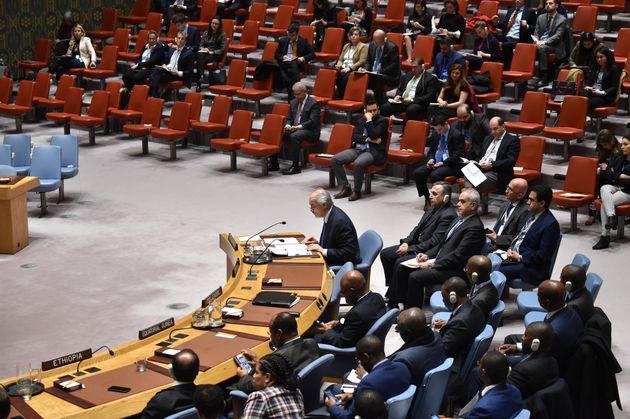 Η Ρωσία ζήτησε σύγκληση του Συμβουλίου Ασφαλείας την