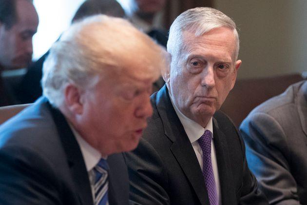 미국의 '시리아 공습'은 결정되지 않았다. 트럼프가 너무