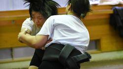 일본 스모의 '여성 금지'는 사실 그리 오래된 것이
