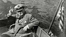 Ταξιδεύοντας στη Δήλο με τον Churchill: «Το πρώτο μας ταξίδι ήταν στο γιοτ του Ωνάση και επισκεφθήκαμε στα ελληνικά