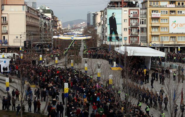 Σχέδια επίλυσης της διένεξης Σερβίας-
