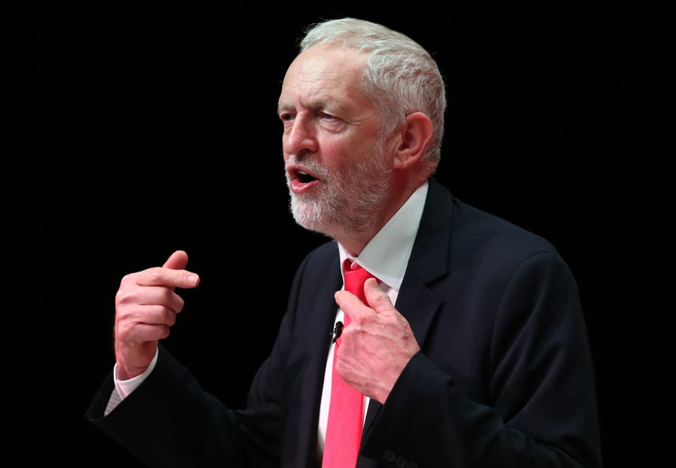 Allies of Labour Leader Jeremy Corbyn nowcontrol the party