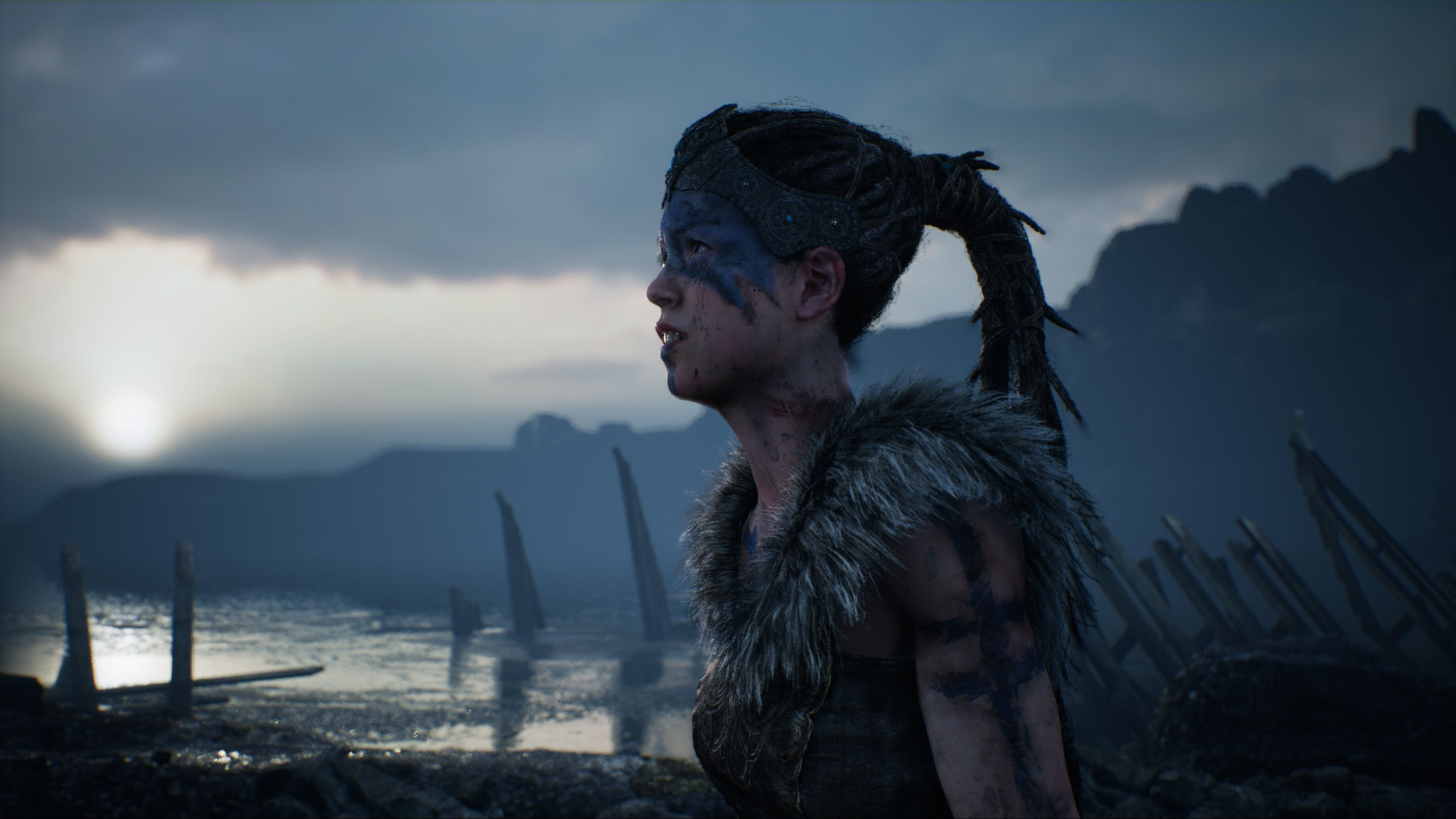 The Stunning Hellblade: Senua's Sacrifice Won Big At The BAFTA Game