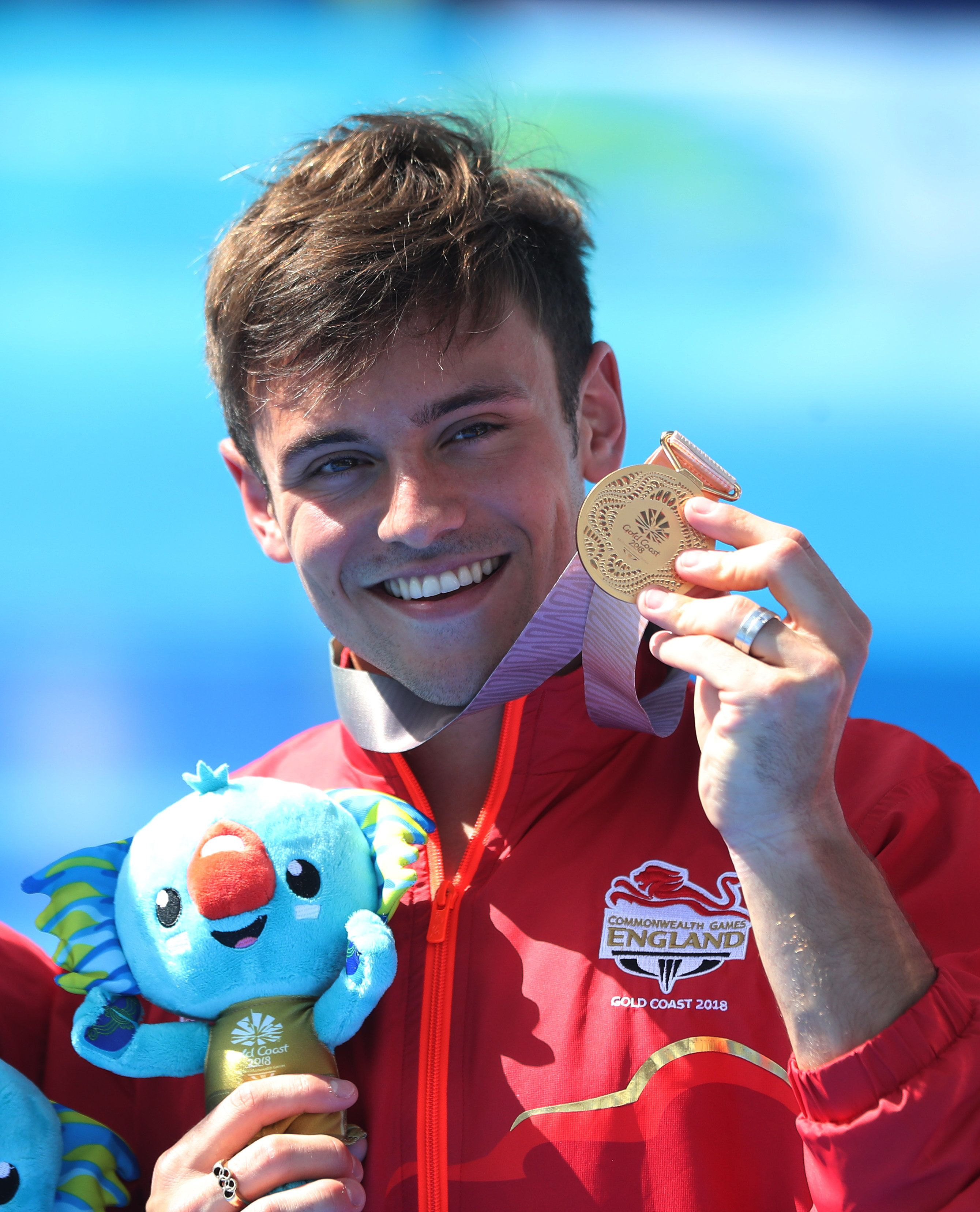 Tom Daley Highlights Commonwealth Countries' LGBT Laws After Gold Medal Win