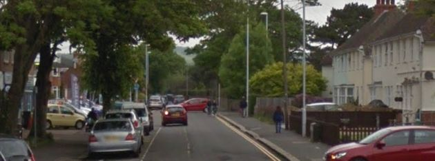 The bodies were found in a property in South Farm Road (pictured)