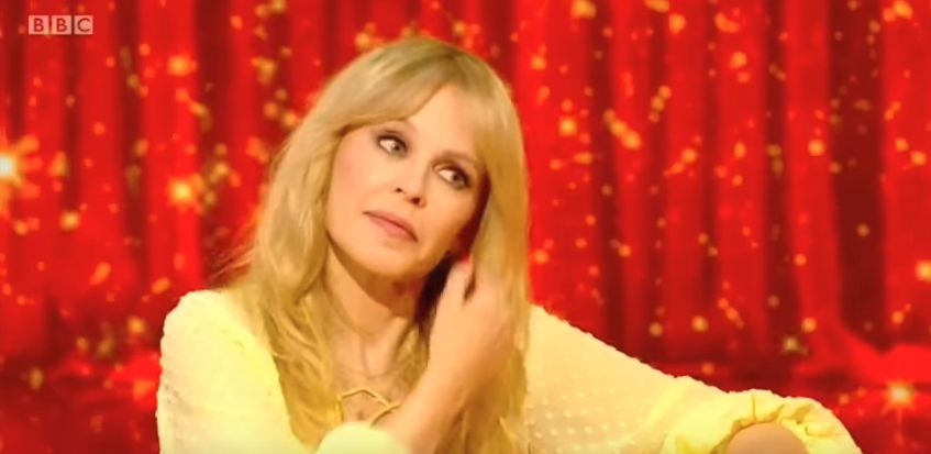 Kylie Minogue's Face Says It All When She's Asked About Turning 50 In Seriously Awkward 'BBC Breakfast'