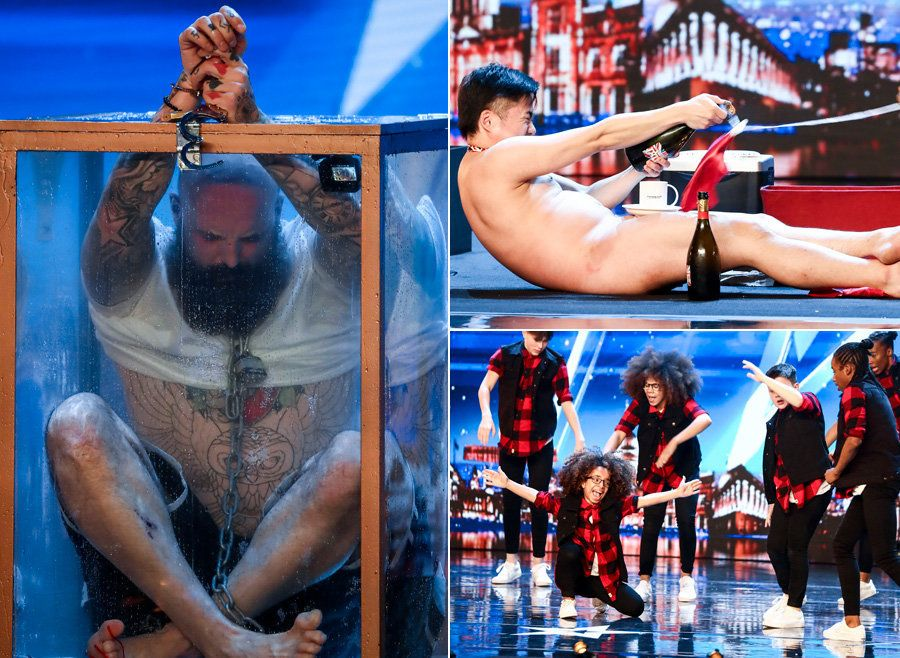 Five Acts You Must Watch Out For As 'Britain's Got Talent'