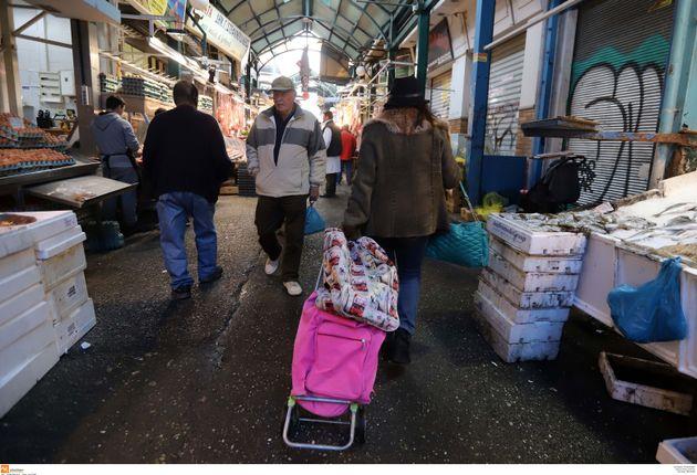ΕΛΣΤΑΤ: Μειώθηκε κατά 0,2% ο πληθωρισμός τον