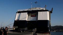Δεμένα τα πλοία στις 18 Απριλίου λόγω πανελλαδικής