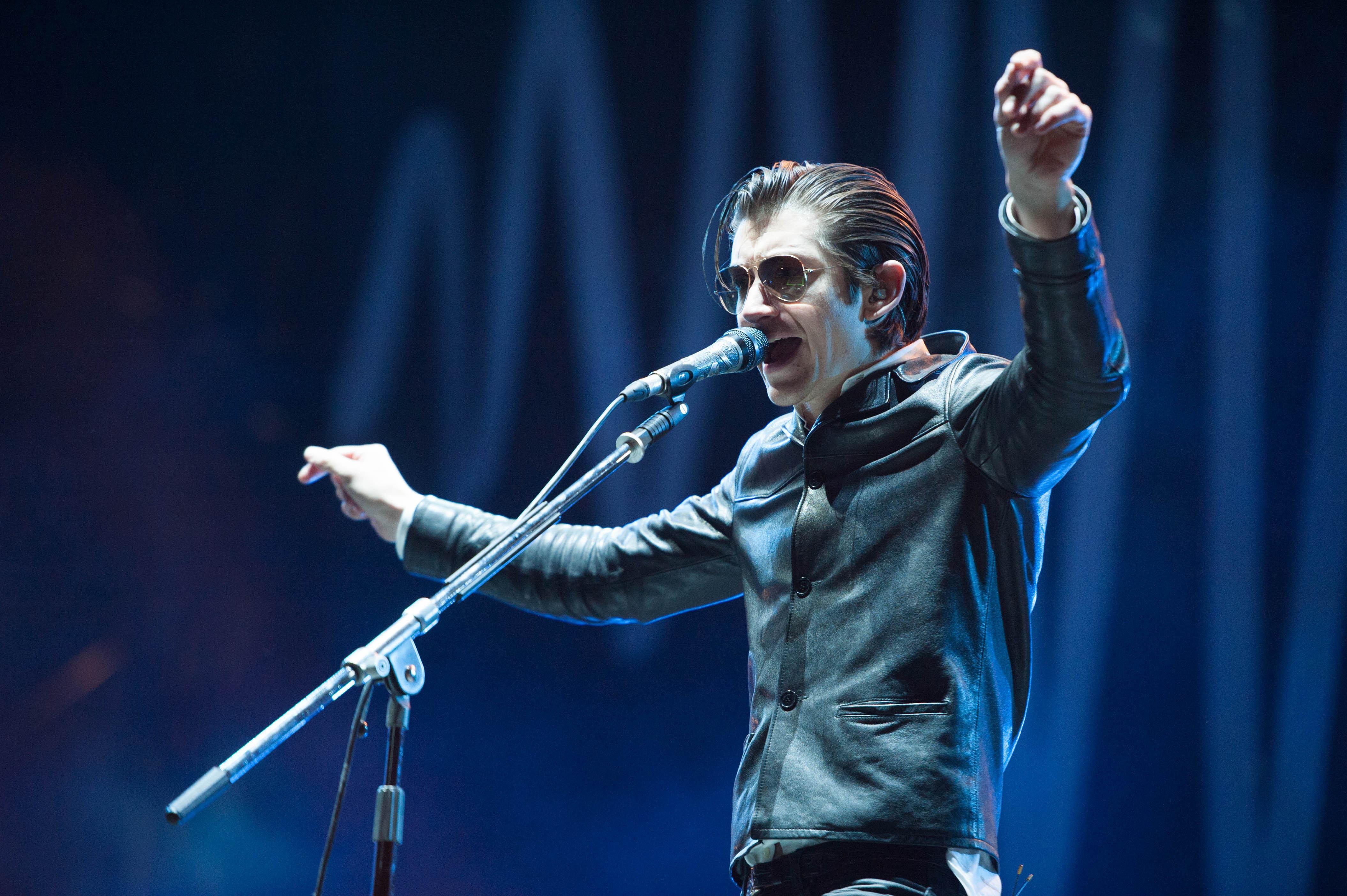 Now on sale: Arctic Monkeys in Dublin