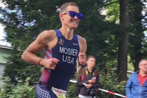 Chris Mosier continues to excel in duathlon qualifying for another world championship