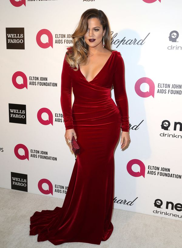 At the 22nd annual Elton John AIDS Foundation's Oscar Viewing Party in Los Angeles.