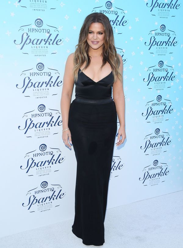 Celebrating the launch of Hpnotiq Sparkle liqueur at Mr. C Beverly Hills in Beverly Hills.
