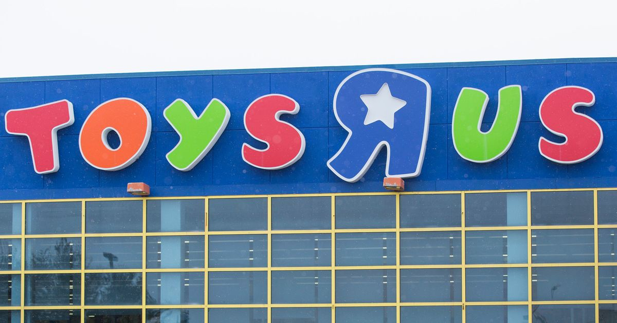 London Police Shut Down A Rave In An Abandoned Toys R Us