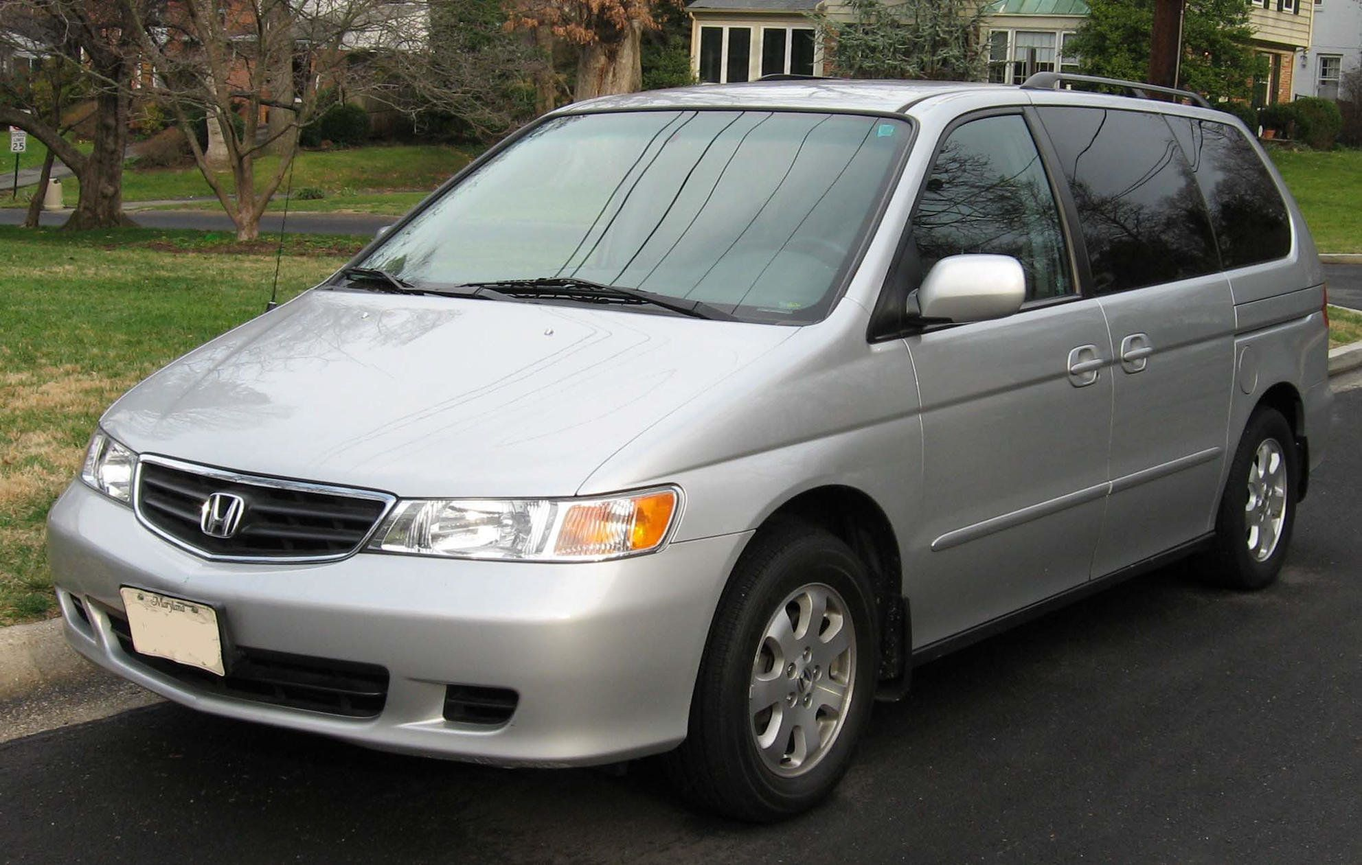 EF6AM8 2002 2004 Honda Odyssey