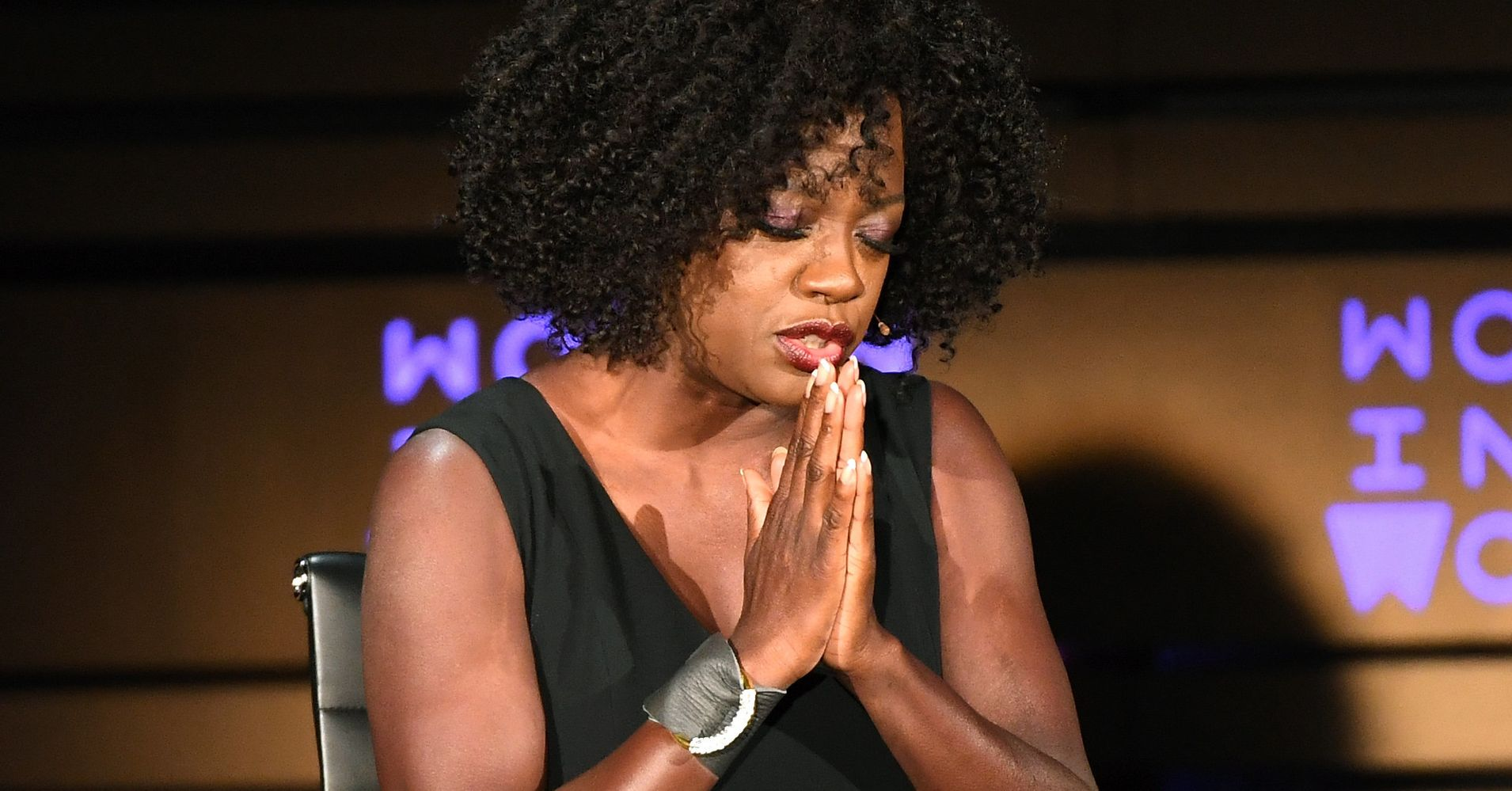Viola Davis On The Lifelong Impact Sexual Violence Has On Women