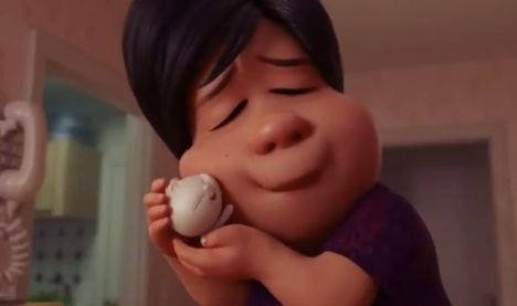 "Pixar's ""Bao"" was nominated for an Academy Award for Best Animated Short."