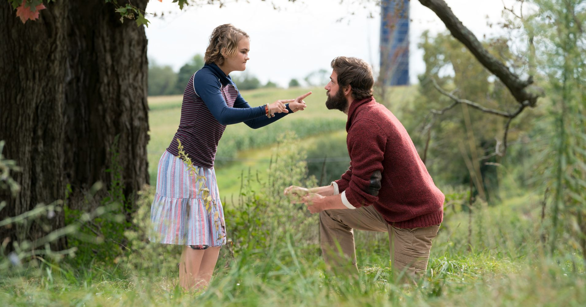 A Quiet Place Falls Into A Tired Trope About Deafness