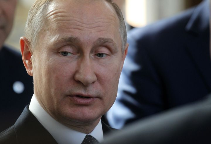 Earlier this week, Russian President Vladimir Putin denied that Russia was responsible for a recent chemical attack in Syria.
