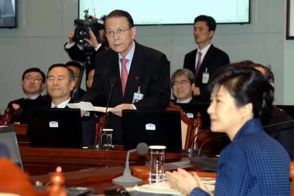 박근혜 정부는 세월호 관련 연극을 의자와 탁자로 막았다