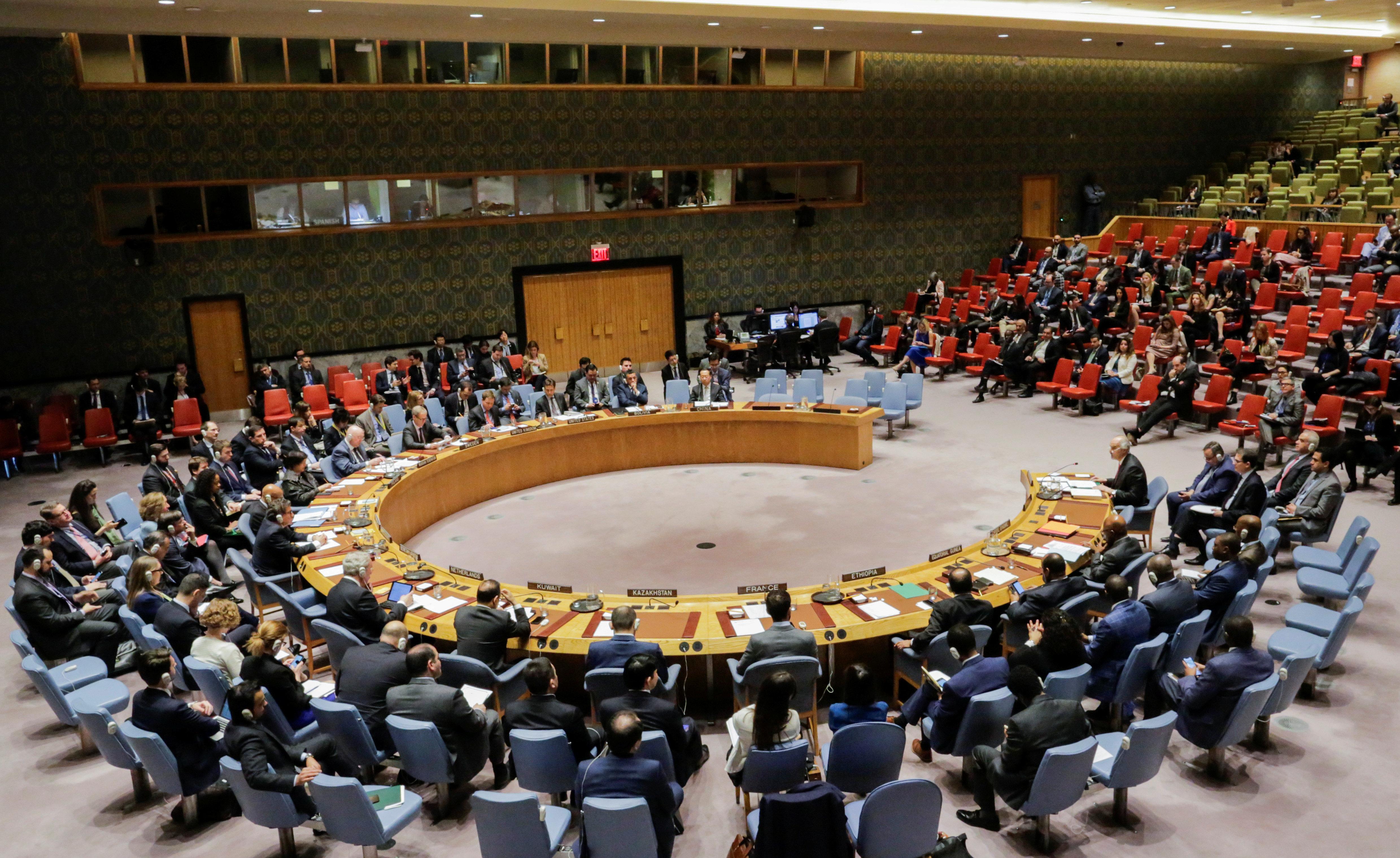 Frappes en Syrie: l'ONU appelle les Etats à la retenue et à éviter