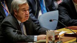 Έκκληση για αυτοσυγκράτηση από τον ΟΗΕ
