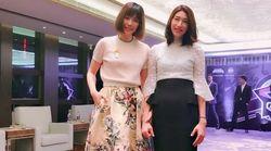 김연경이 올스타전 전야제 패션을