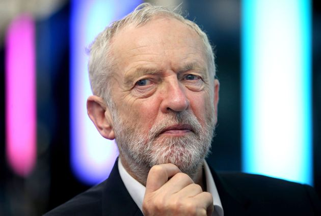 Jeremy Corbyn: 'Bombs won't save lives or bring about peace'.