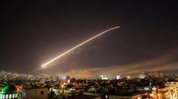Les Etats-Unis, la France et le Royaume-Uni ont tiré plus de 100 missiles sur la Syrie