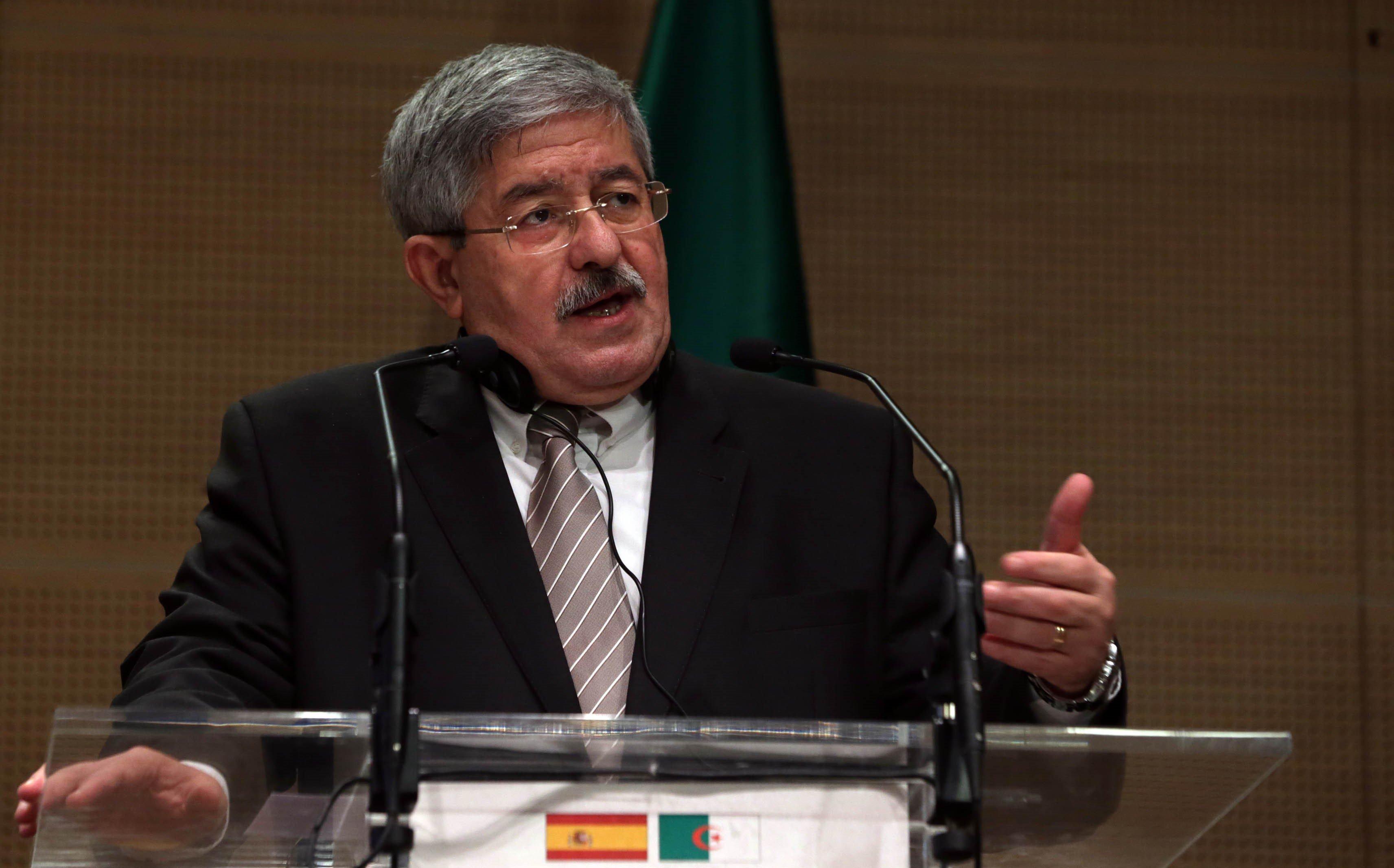 Pas de tensions entre le Premier ministre et la Présidence, affirme Ouyahia