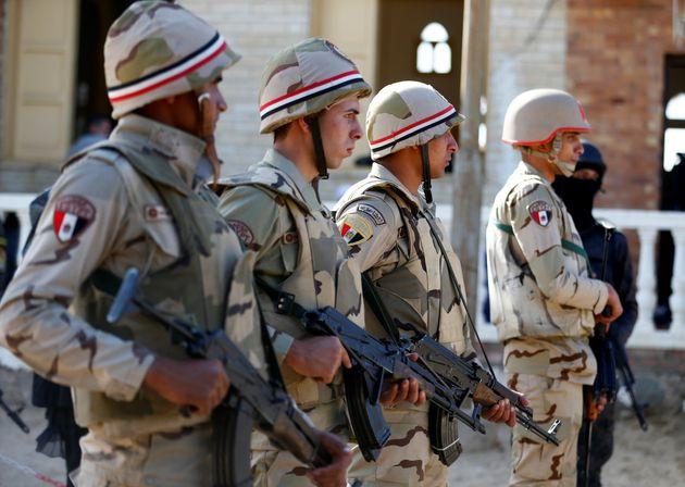 Égype: 27 djihadistes tués dans une opération anti-terroriste dans le