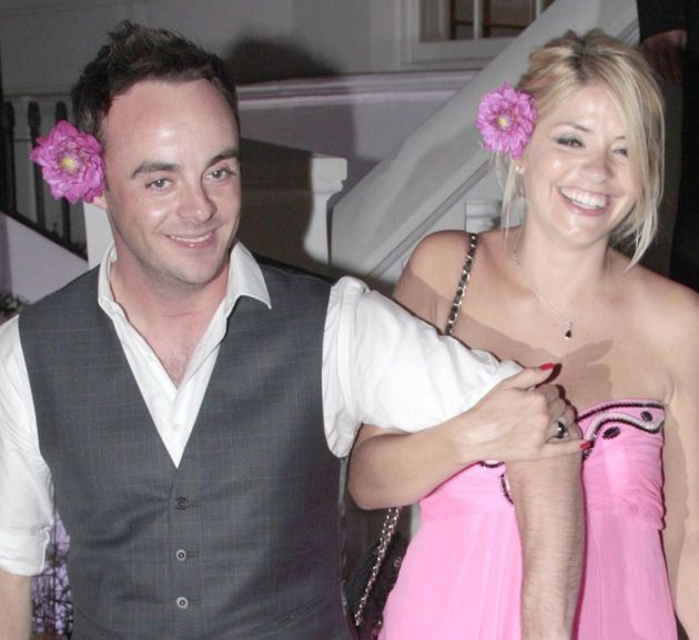 Holly has been close friends with Ant for