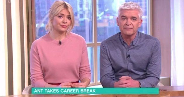 Holly Willoughby Reveals She Has Not Spoken Out About Her Friend Ant McPartlin's Arrest Because 'It's...