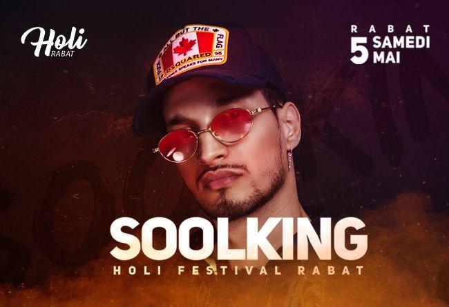Holi Festival revient et s'offre le rappeur Soolking en tête