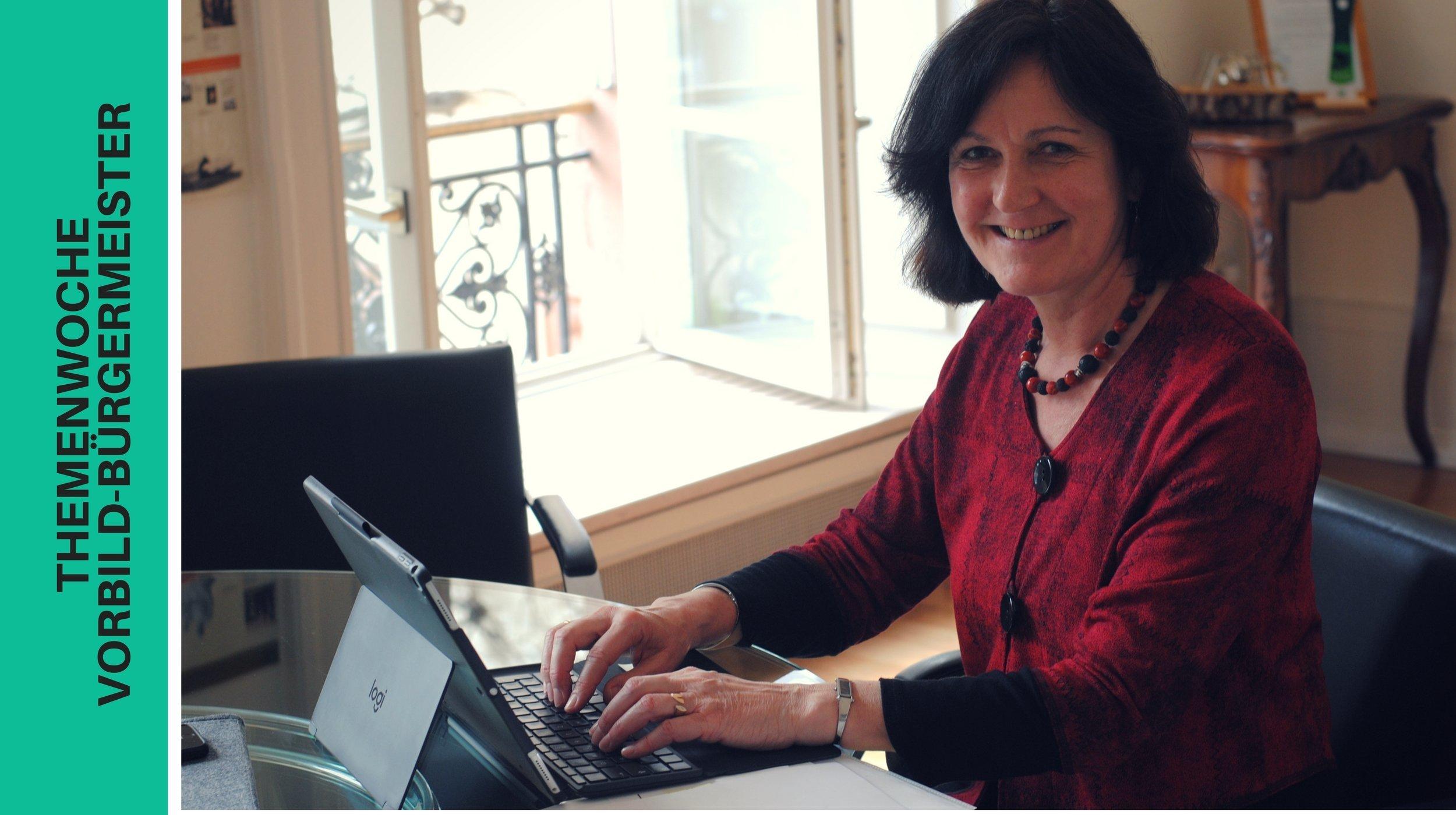 Wie Baden-Badens Oberbürgermeisterin es schafft, dass ihre Bürger mehr zu sagen haben – und so auch zufriedener