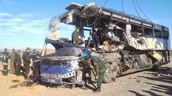 Tamanrasset : 26 blessés suite au renversement d'un autocar à