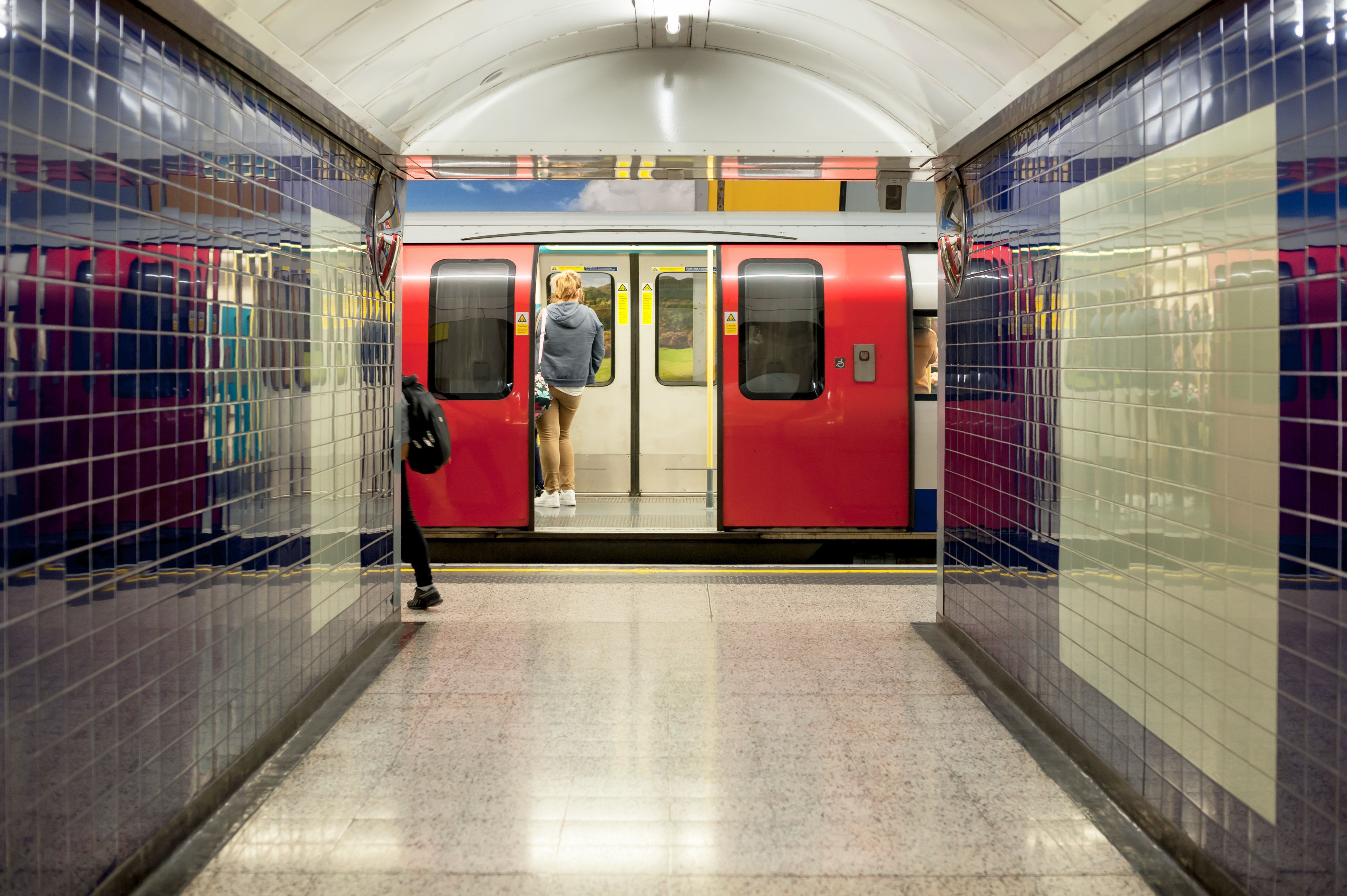 Woman Told To 'Talk English When In England' In Tube Assault Sparked By Her Speaking