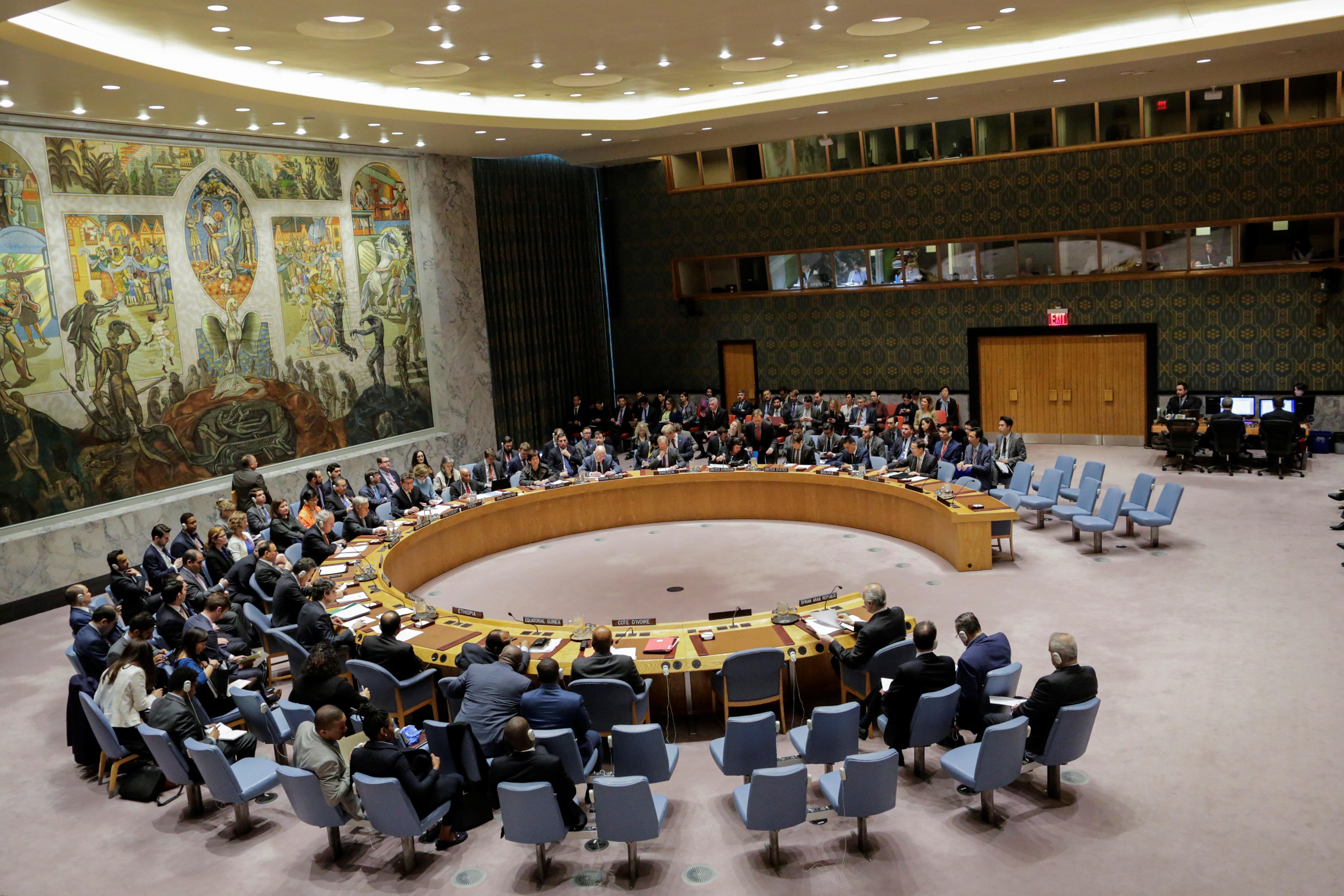 Syrie: projet de résolution russe demandant à l'ONU de condamner les